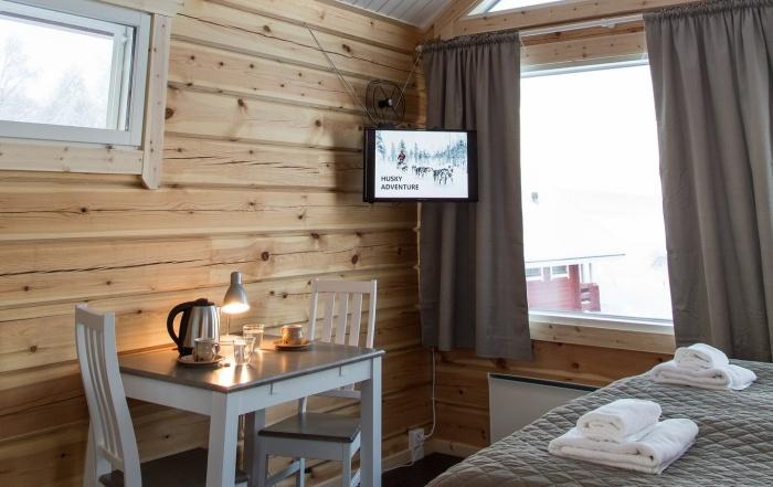 Holiday Village Inari, panorama cabin
