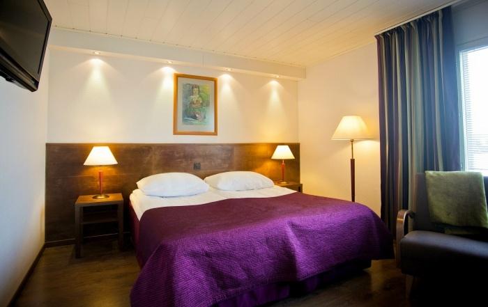 Hotel Inari standard room